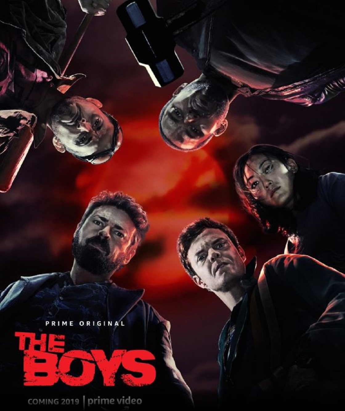The Boys - Nueva serie de Amazon