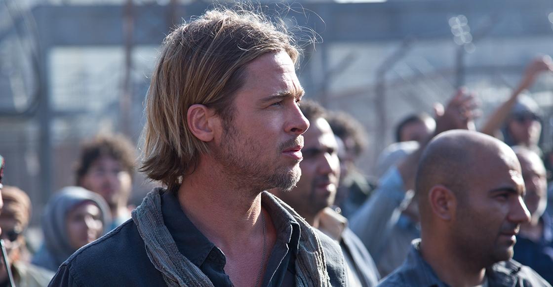 ¡David Fincher y Brad Pitt para la segunda parte de 'Guerra Mundial Z'!