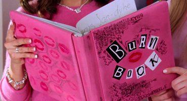 El Burn Book de Mean Girls es una realidad... pero con recetas de cocina