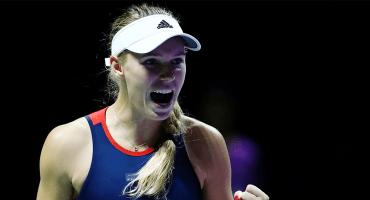 Wozniacki confiesa que ha jugado con artritis reumatoide