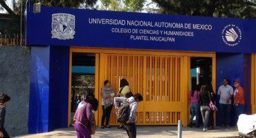 Agresión a alumna de CCH Naucalpan: UNAM sin información, C4 no registró hechos