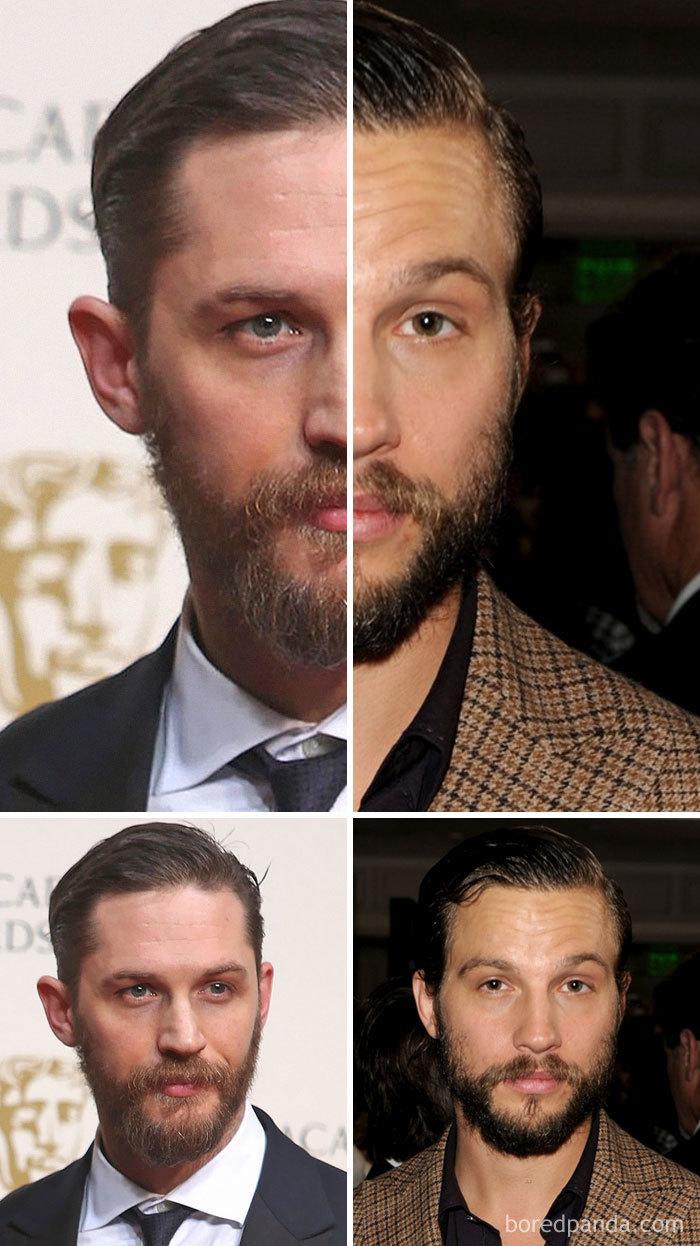 ¿Soy o me parezco? Estas celebridades son idénticas y sin ser gemelos