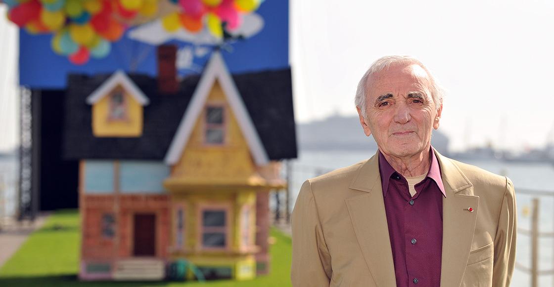 Murió el cantante francés Charles Aznavour a los 94 años