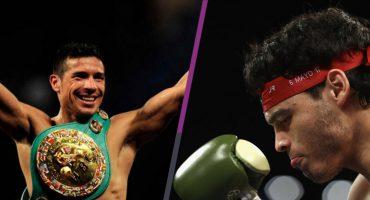 Chávez Jr y 'Maravilla' Martínez
