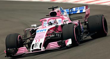 Checo Pérez no entró en los primeros 10 a propósito por estrategia de Force India