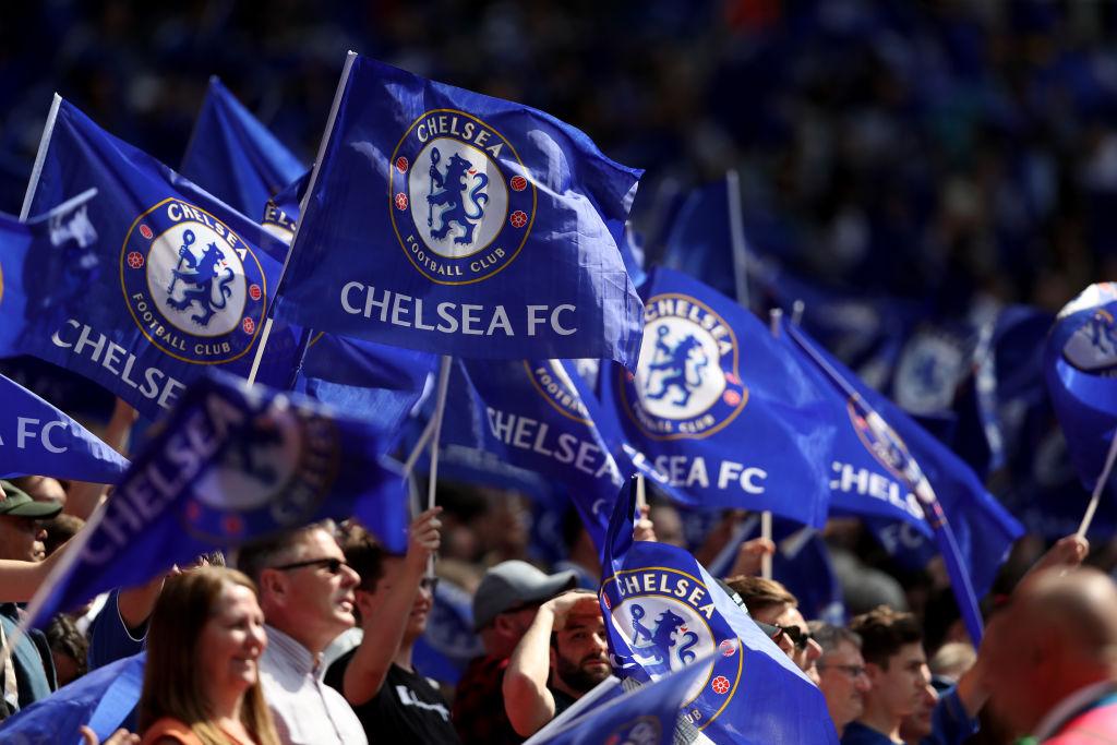 Aficionados del Chelsea