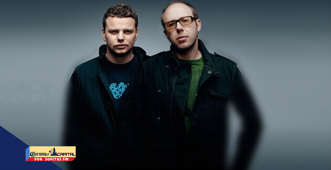 Recordemos la última vez que The Chemical Brothers vino a México