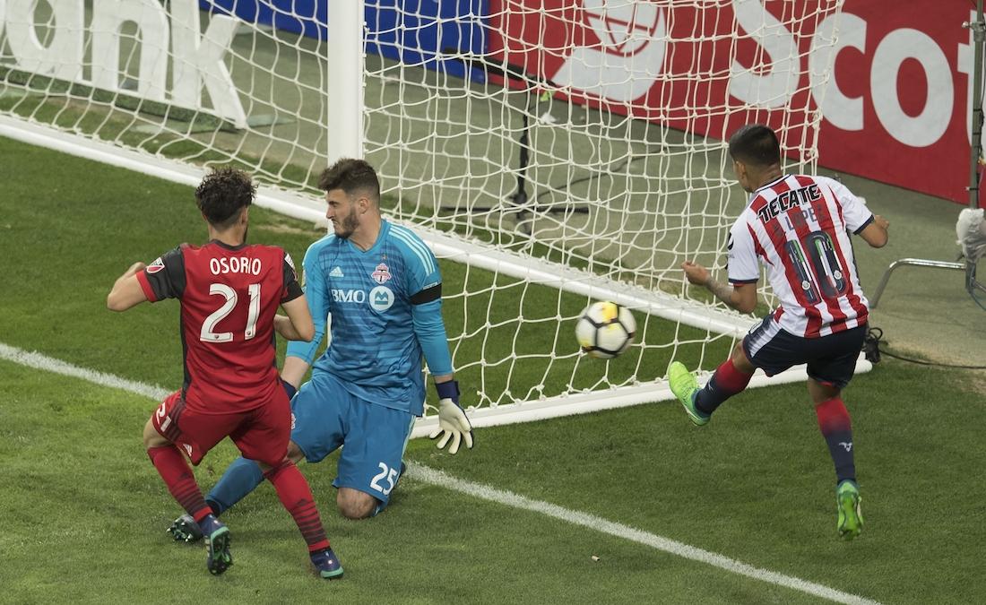 Chivas en la Final de la Concacaf