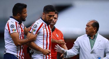 Chivas habría pedido al Tri no convocar a dos de sus jugadores
