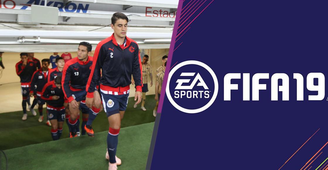 ¡Saquen el FIFA 19! Chivas reveló más detalles de su primera eCup