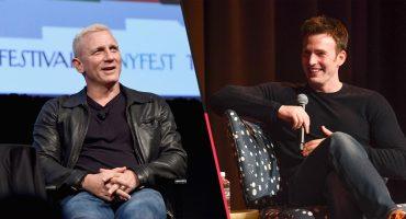 Men power! Chris Evans defiende la 'masculinidad' de Daniel Craig por cargar a su bebé