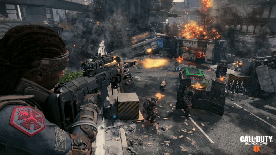 Reseña - Call of Duty: Black Ops 4