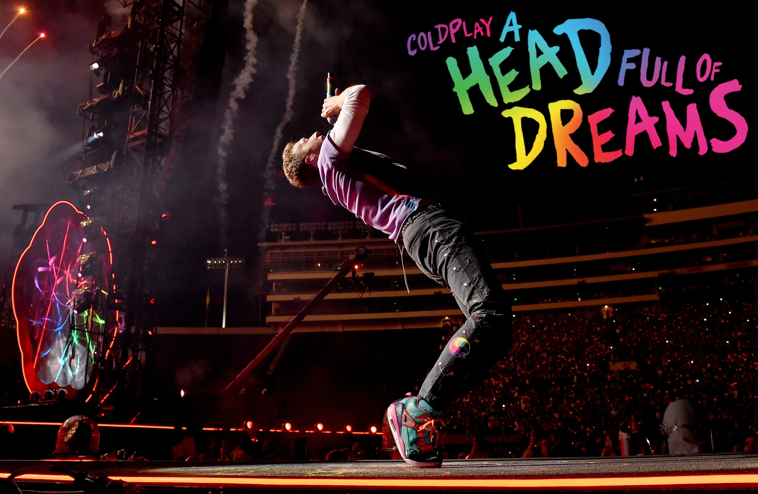 Coldplay comparte adelanto de serie documental
