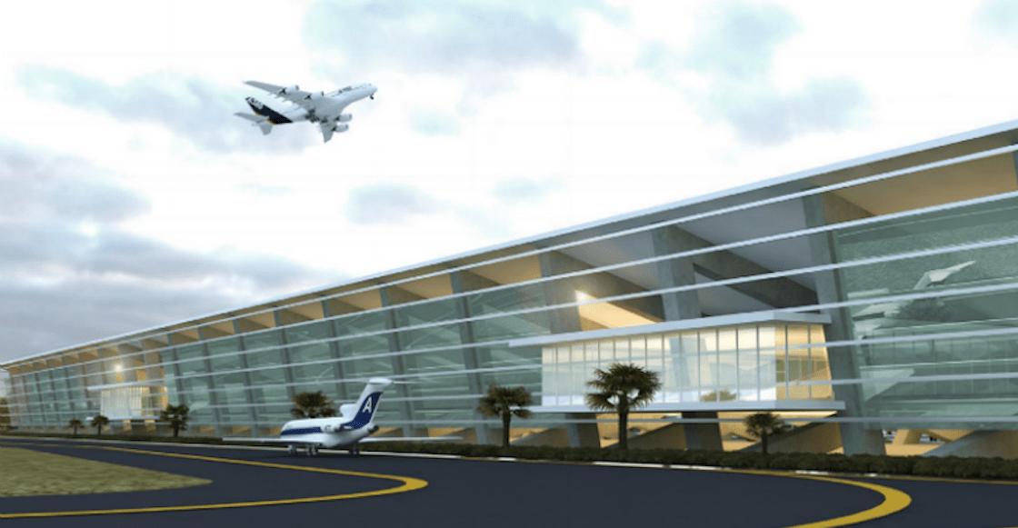 Las 7 lecturas indispensables sobre el aeropuerto de Santa Lucía
