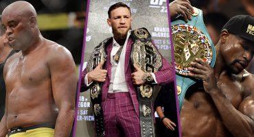 McGregor define su futuro: Anderson Silva o revancha con Mayweather