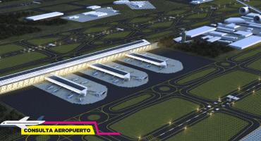 ¡Ya es oficial! El aeropuerto de Santa Lucía ganó en la consulta