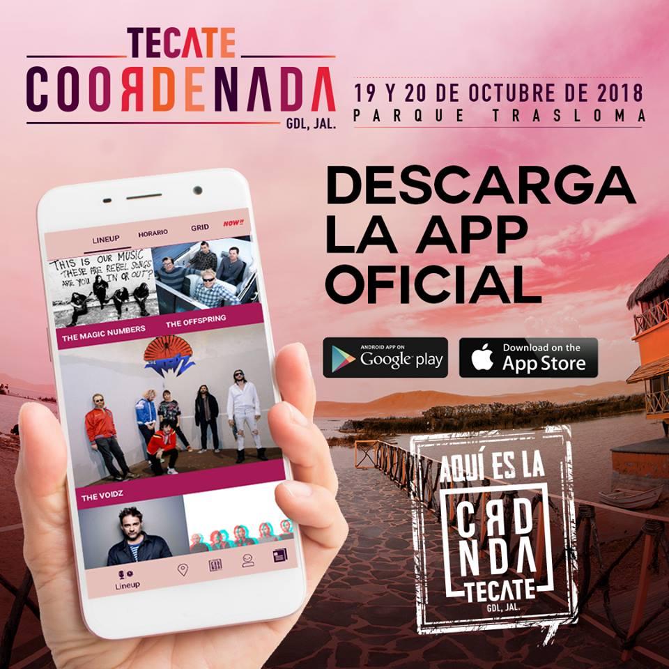 App de Coordenada