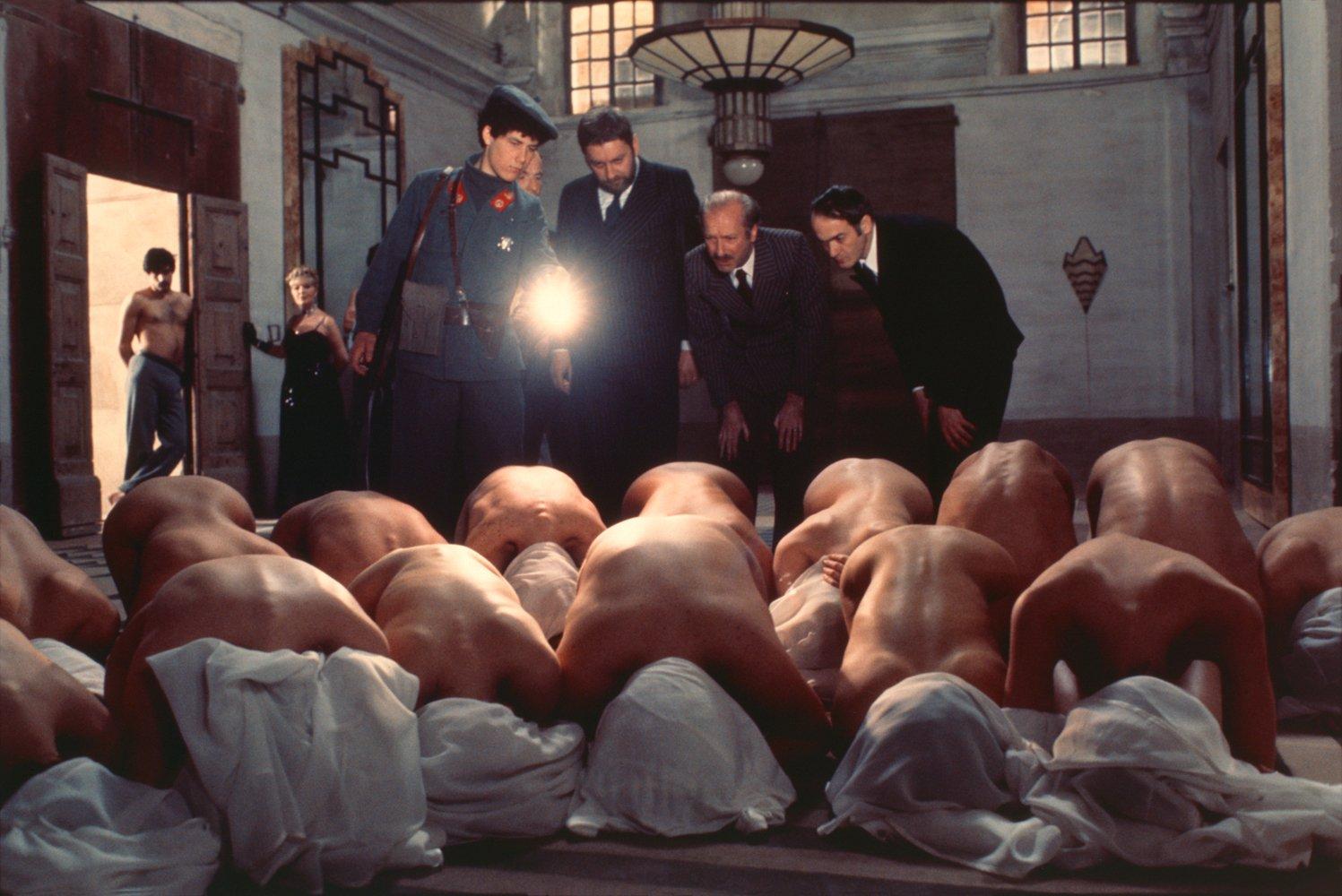 CuadroXCuadro: 'Los 120 días de Sodoma' de Pasolini y la hipocresía de la sociedad
