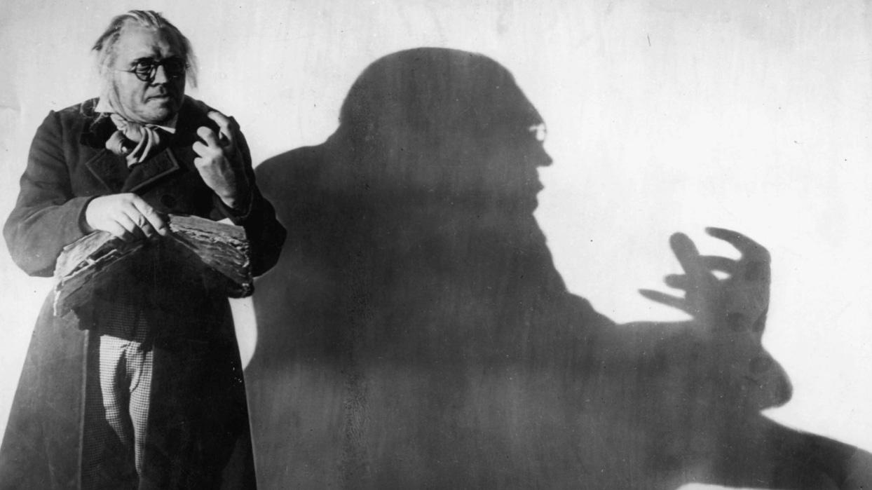 CuadroXCuadro: 'El gabinete del doctor Caligari' y el principio del terror
