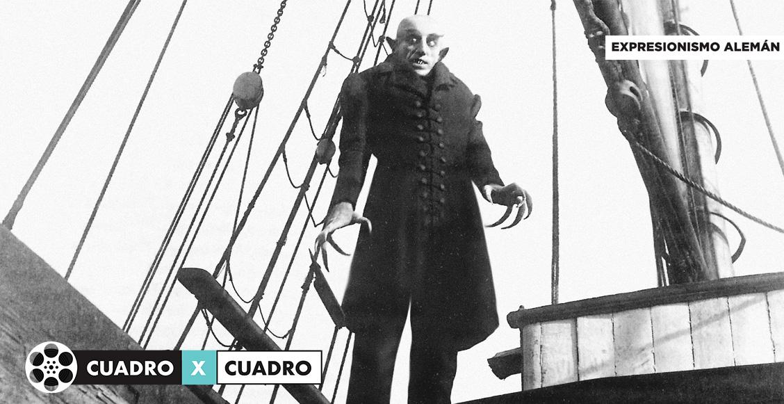 CuadroXCuadro: 'Nosferatu' y las escenas de terror que marcaron la historia
