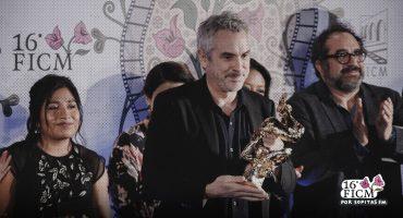 Así fueron las actividades de 'ROMA' de Alfonso Cuarón durante el FICM 2018
