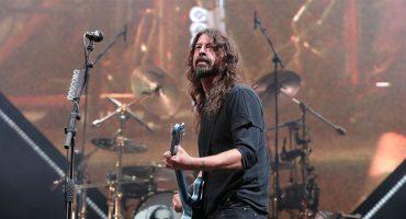 #EpicWin: Dave Grohl trollea a fans de Metallica durante un concierto
