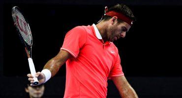¡Ahorita no, joven! Del Potro perdió la final del ATP 500 de Beijing ante Basilashvili