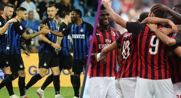 Derby Della Madonnina: 3 datos del Inter vs Milan que debes conocer
