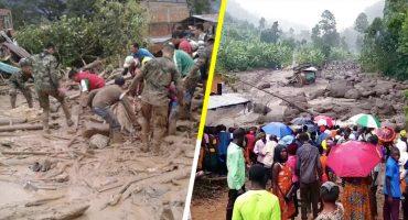Deslave en Uganda provoca la muerte de al menos 34 personas