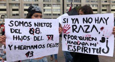 En imágenes: la marcha a 50 años del 2 de octubre