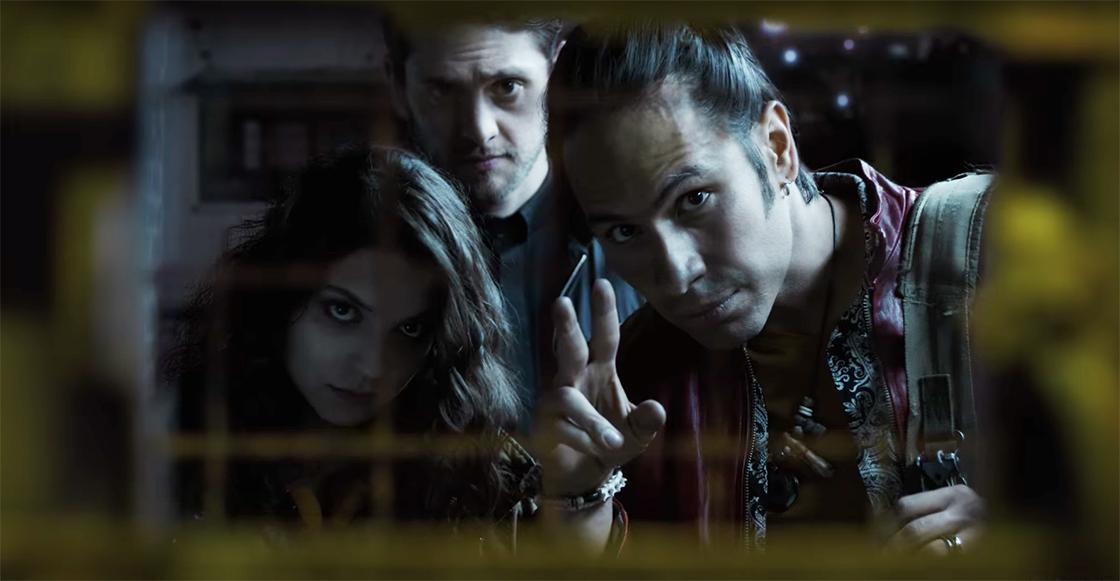 Checa el tráiler oficial de 'Diablero', la nueva serie de Netflix en México