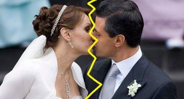 ¿Se acaba el sexenio, se acaba el amor? EPN y Angélica Rivera podrían estar divorciándose 💔