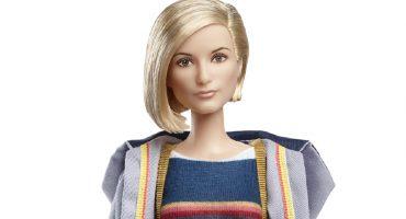 ¡Crearon una Barbie para conmemorar a la primera mujer Doctor Who!
