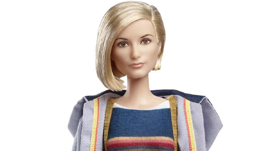 Barbie – Edición especial de Doctor Who