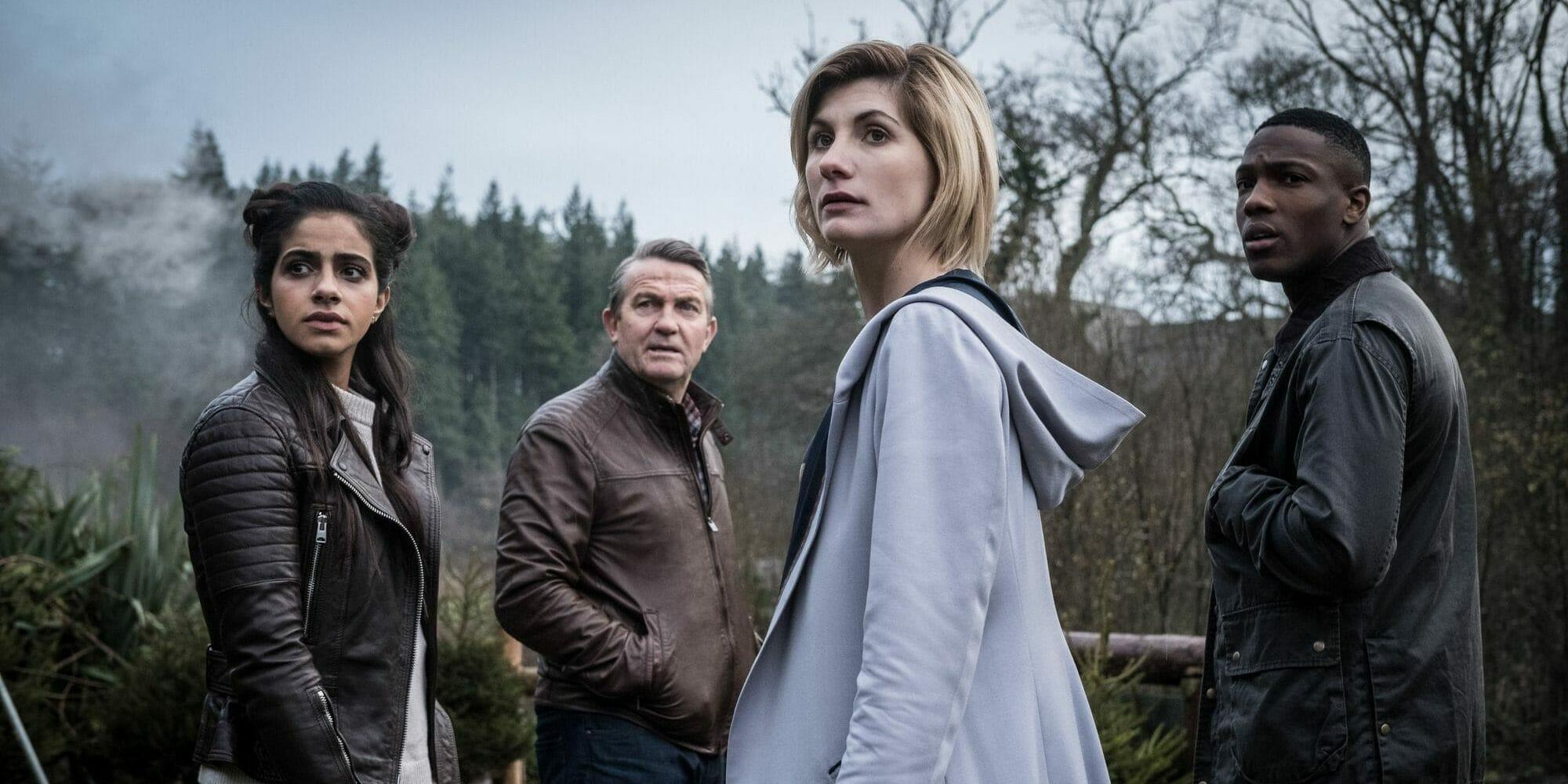¡El primer capítulo de la nueva temporada de Doctor Who llegará a cines mexicanos!