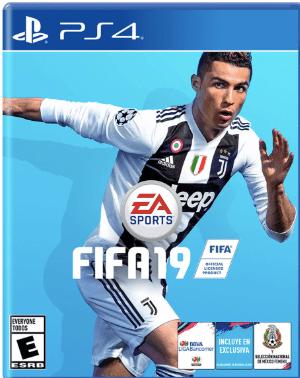 portada fifa 2019