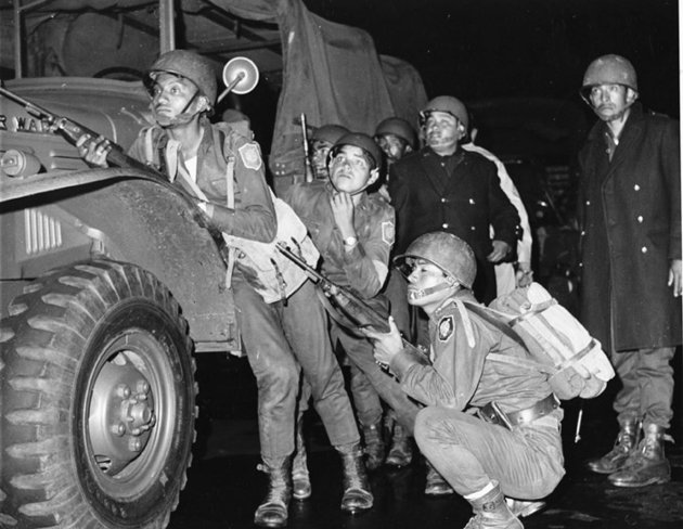 A 50 años del 68: las imágenes que nunca se olvidan