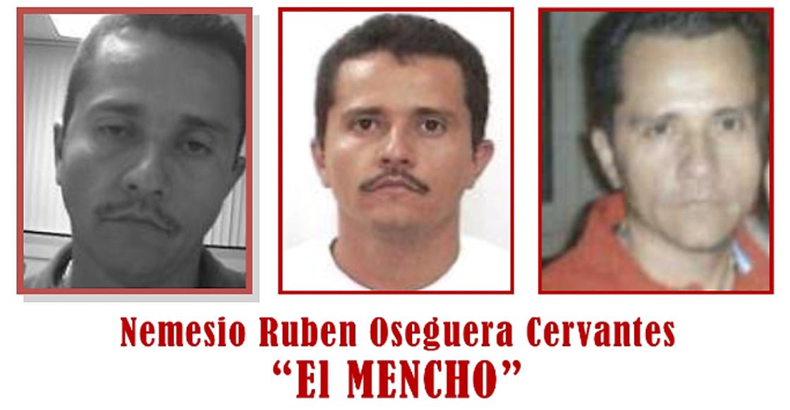 Estados Unidos ofrece hasta 10 millones de dólares por la captura de 'El Mencho'