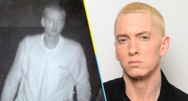 El parecido a Eminem