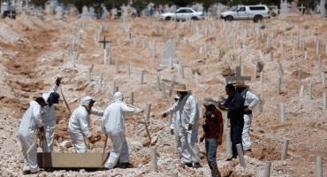 En Ciudad Juárez, entierran 112 cuerpos que nunca fueron reclamados