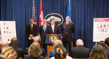 Estados Unidos acusa a 7 rusos por un ataque contra agencias antidopaje