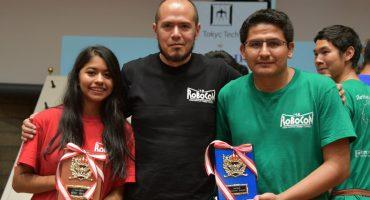 ¡Woooow! Estudiantes del IPN ganan concurso de robótica en Japón 👏🏻