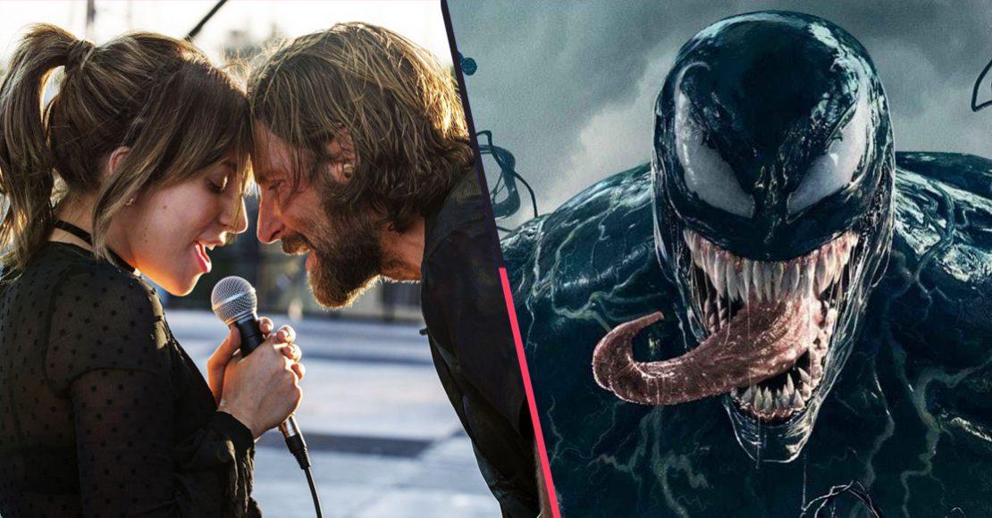 Acusan a fans de Lady Gaga de sabotear las críticas de Venom porque Little Monsters