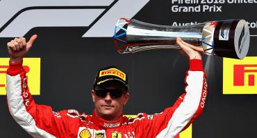 Ferrari se rifó y pospone la coronación de Hamilton para el Gran Premio de México