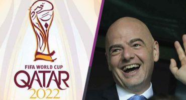 ¡Mundial para todos! FIFA ve posible pasar de 32 a 48 equipos para Qatar 2022