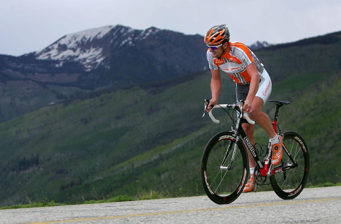 Landis nunca perdió la pasión por el ciclismo