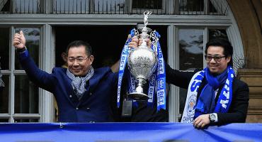 ¿Qué pasará con el Leicester, tras la muerte de su dueño?