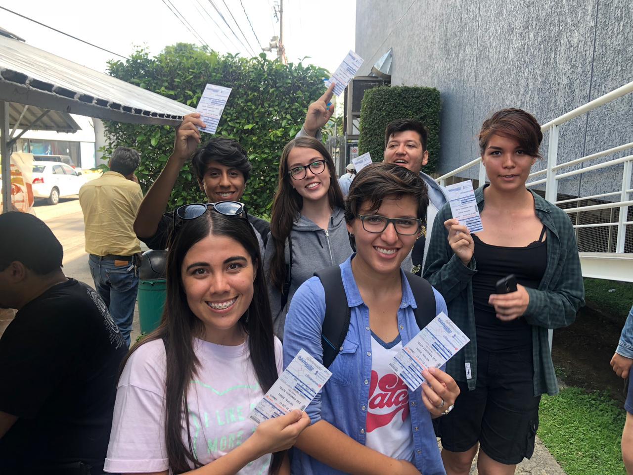 ¡Pilas, tapatíos! Habrá boletiza para Coordenada 2018 en las calles de GDL