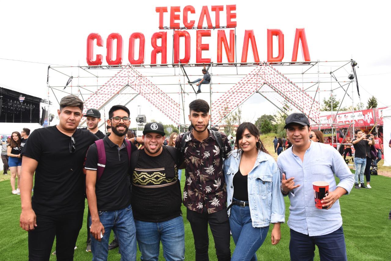 Coordenada 2018