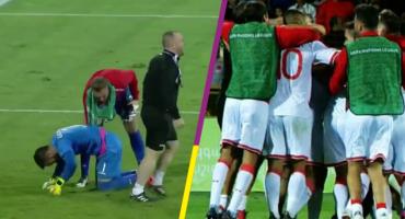 ¡En tu cara, Atlas! La Selección de Gibraltar ganó por primera vez un partido oficial